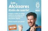 Los comercios de Los Alcázares se suman a la campana 'Estás de Suerte' que comienza el próximo lunes