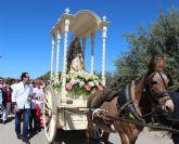 Romería en Honor a la Virgen del Rocío en Puerto Lumbreras 2016