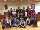 Comienzan las visitas escolares al Ayuntamiento de Totana