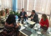 Cultura colaborar� en las actividades para potenciar el legado cultural e hist�rico del Marquesado de los V�lez