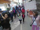 Los niños se volvieron a manifestar en defensa de la lectura en el Día del Libro