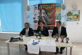Presentado el Campeonato Nacional de Artes Marciales que se celebrará en el Polideportivo Municipal de Archena el próximo sábado