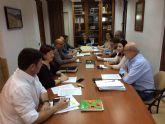 La Junta de Gobierno Local de Molina de Segura adjudica las obras de dotación de césped artificial del campo de fútbol de Altorreal con un gasto total de 141.999.97 euros
