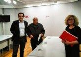 Serrano presenta el doble de avales necesarios para ser proclamado candidato a la elección de Secretario General de la Agrupación Municipal de Murcia