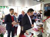 El PSOE anuncia que recuperará el Certamen Internacional de Poesía y Cuento Jara Carrillo que dejó de celebrarse en Alcantarilla en el año 2011