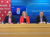 El Ayuntamiento de Molina de Segura firma un convenio con la Asociación para un Envejecimiento Activo y Saludable para desarrollar un programa de actividades dirigido a personas mayores