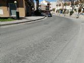 Adjudicadas las obras de mejora del firme de la carretera regional que conecta las pedanías murcianas de Los Dolores y Los Garres