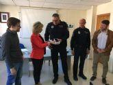 Los agentes de Policía Local de Molina de Segura disponen de nuevos recursos técnicos para mejorar el procedimiento sancionador de tráfico