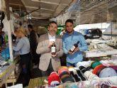 MC Cartagena y vendedores coinciden en propuestas de futuro que remedien el desaguisado producido por la gestión socialista de los mercadillos