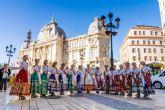 La Reina de la Huerta y su Corte de Honor traen a Cartagena las Fiestas de Primavera de Murcia