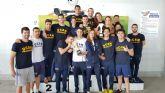 La UCAM domina el Campeonato de España Universitario de natación con 44 medallas