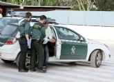 La Guardia Civil detiene a un experimentado delincuente por asaltar en dos ocasiones en quince días un comercio