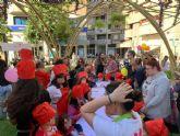 Los ´Jardines de Primavera´ se llenan de talleres para disfrutar en familia de las Fiestas de Murcia