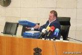 El alcalde da cuenta de la tramitación del expediente de construcción de una gasolinera en el barrio de Triptolemos