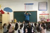Más de un centenar de niños y niñas participan en la Escuela de Primavera en Torre Pacheco