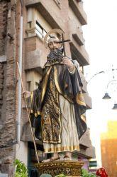 Actos con motivo del aniversario del patronazgo de San Ginés de la Jara en la ciudad de Cartagena
