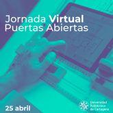 Más de 140 preuniversitarios se dan cita en la primera Jornada Virtual de Puertas Abiertas de la UPCT