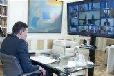 El presidente participa por videoconferencia en el Consejo Europeo sobre el coronavirus