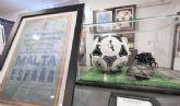 Medio millar de objetos del deporte de élite, de cerca en el Estadio de la Cartuja