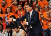 Fotis Katsikaris elegido como Mejor Entrenador del mes de mayo por la AEEB