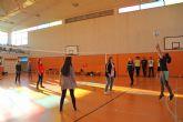Nueva escuela deportiva de voleibol femenino en Puerto Lumbreras