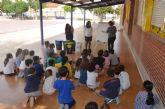 'El residuo veloz' recorre los colegios del municipio