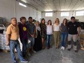 La campaña #MurciaconSiria de ayuda humanitaria recoge 26 toneladas de alimentos para los refugiados