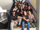 El grupo de teatro 'La Marabunta' del IES Antonio Hellín destaca en los premios autonómicos Buero
