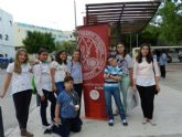 Alumnos del CEIP 'Santa Eulalia' interpretan la obra 'Más que una cara bonita' en la Facultad de Educación de la UMU