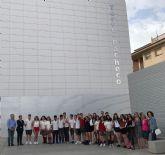 14 alumnos franceses de intercambio en Torre-Pacheco