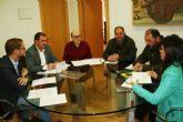 El alcalde convoca al grupo de trabajo aprobado por el Pleno sobre el nuevo trazado del AVE y Línea de Alta Tensión de la Catenaria, para coordinar líneas de actuación conjuntas
