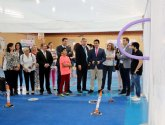 Sicarm muestra los últimos avances en nuevas tecnologías en Abarán, San Javier y Totana