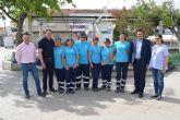 La Comunidad concede al Ayuntamiento de Ceutí tres programas de empleo que permiten contratar a 15 desempleados del municipio