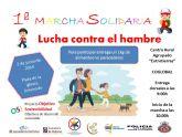 Marcha solidaria de lucha contra el hambre