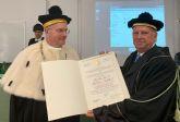 La Universita di Foggia inviste doctor honoris causa al catedrático emérito de la UPCT Artés Calero