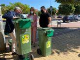 El Ayuntamiento de Murcia y Ecovidrio lanzan una campaña que busca incrementar el reciclaje de vidrio entre el sector hostelero