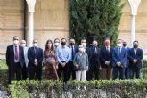 Toma de posesión de profesorado titular y catedrático de la Universidad de Murcia