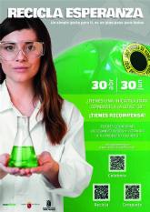 Ecovidrio pone en marcha 'Recicla esperanza' en pro de la lucha contra el cambio climático y la covid-19