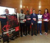 Murcia será el domingo la sede del atletismo mundial antes de los Juegos de Río