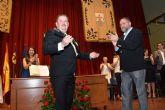 Andrés García Cánovas toma el relevo en la Alcaldía de Totana para los dos próximos años de legislatura