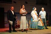 La XII edición del Festival Internacional de Folklore Villa de San Pedro comienza a celebrarse en el parque de la Aduana