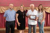 Más de 350 mayores han participado en una treintena de talleres ofertados en el Centro de Día de Mazarrón