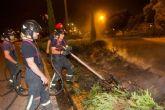 La Noche de San Juan se salda con numerosos incidencias, ninguna de ellas de especial gravedad