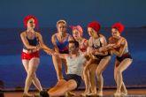 La Escuela de Danza Margarita Amante muestra todo su repertorio y talento en El Batel por ASTEAMUR
