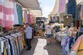 Comienza la temporada estival de mercadillos semanales en Cartagena