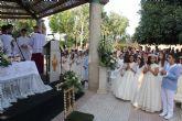Puerto Lumbreras celebra el IV concurso de Altares y Balcones con motivo del Corpus Christi