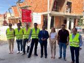 El Plan de Obras y Servicios aporta más de 323.000 euros al acondicionamiento del pabellón Loli de Gea de Cehegín