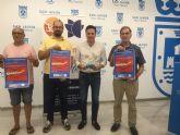 Santiago de la Ribera acoge el I Campeonato de Dragon Boat AFEMAR para personas con enfermedad mental