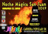 Noche mágica en Molina de Segura