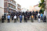La Policía Local de Mazarrón celebra su patrón con una misa y un acto de entrega de distinciones